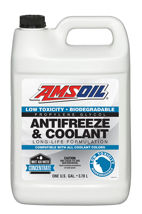 AMSOIL Antifreeze and Engine Coolant (ANT)