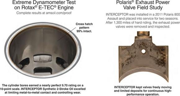Amsoil Interceptor 2 Cycle Oil Ait